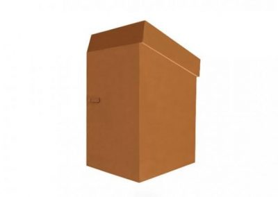 Caja Fondo Tapa